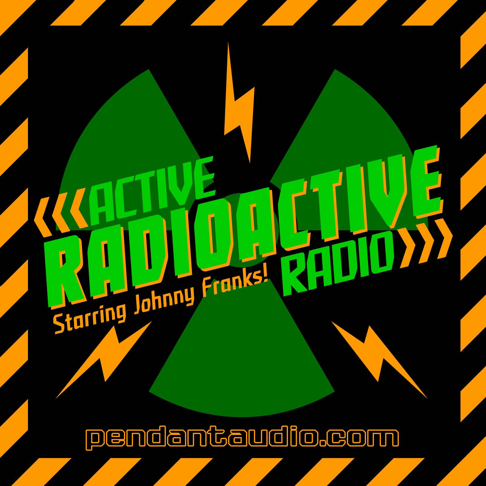 active radioactive radio pendant audio