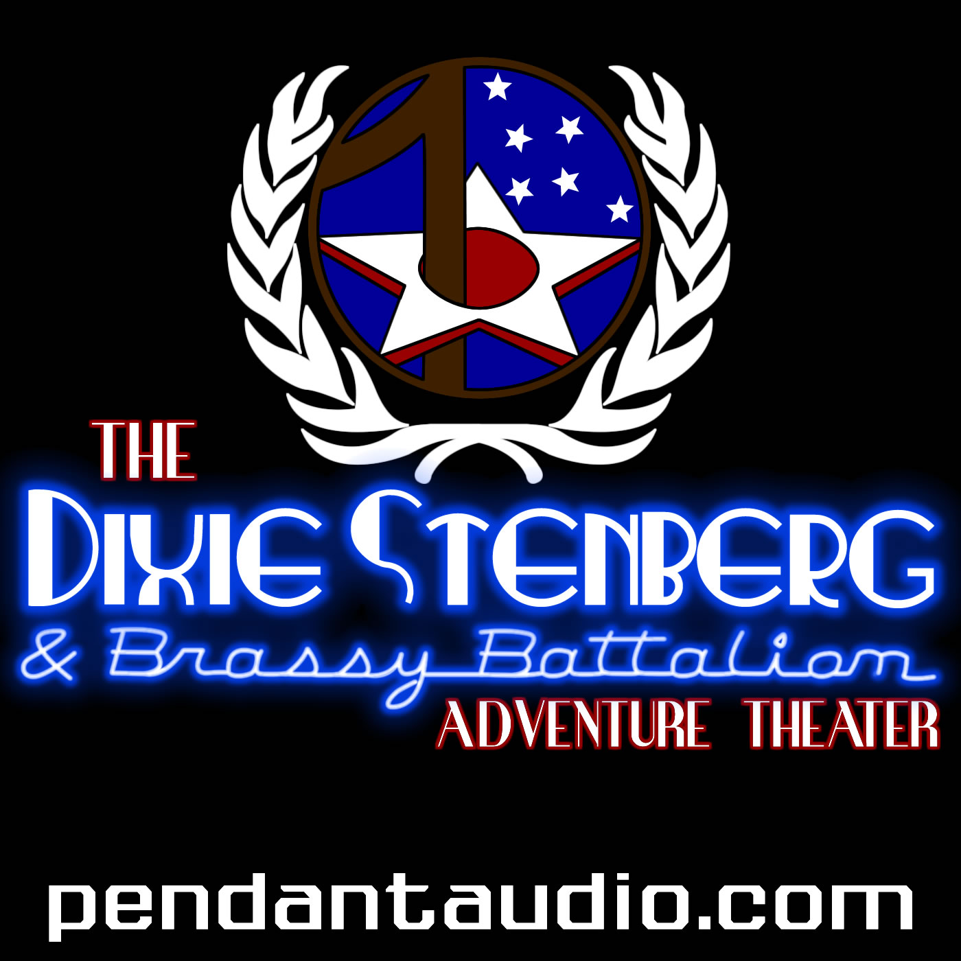The Dixie Stenberg and Brassy Battalion Adventure Theater by Pendant Productions