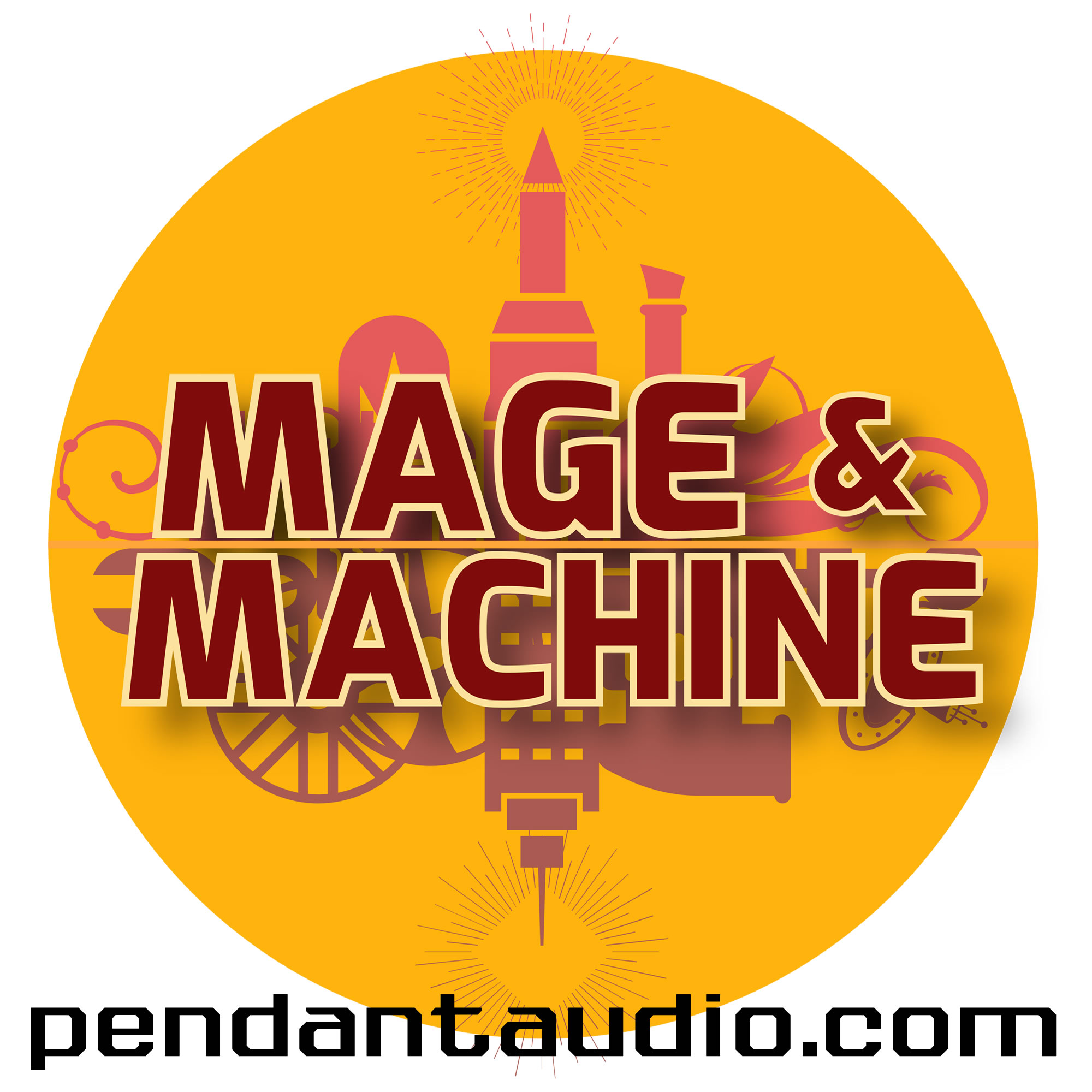 Mage and Machine cover art