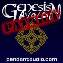 Genesis Avalon Patriot logo